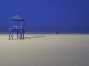 Agadir - evening beach shot