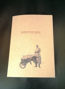 Labour of Love book_HonestSpeaks
